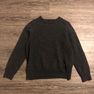 Dark Grey J. Crew Sweater